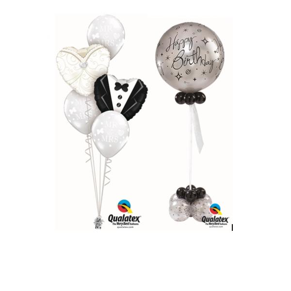 vos ballons et bouquets de ballons avranches un air de f te r ception de la baie. Black Bedroom Furniture Sets. Home Design Ideas