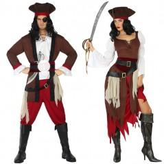 Déguisement Pirates Hommes et Femmes