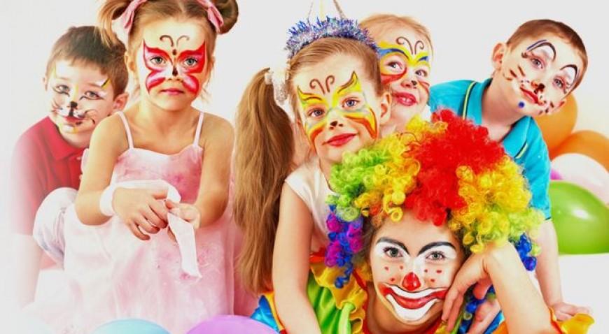 Enfants déguisés